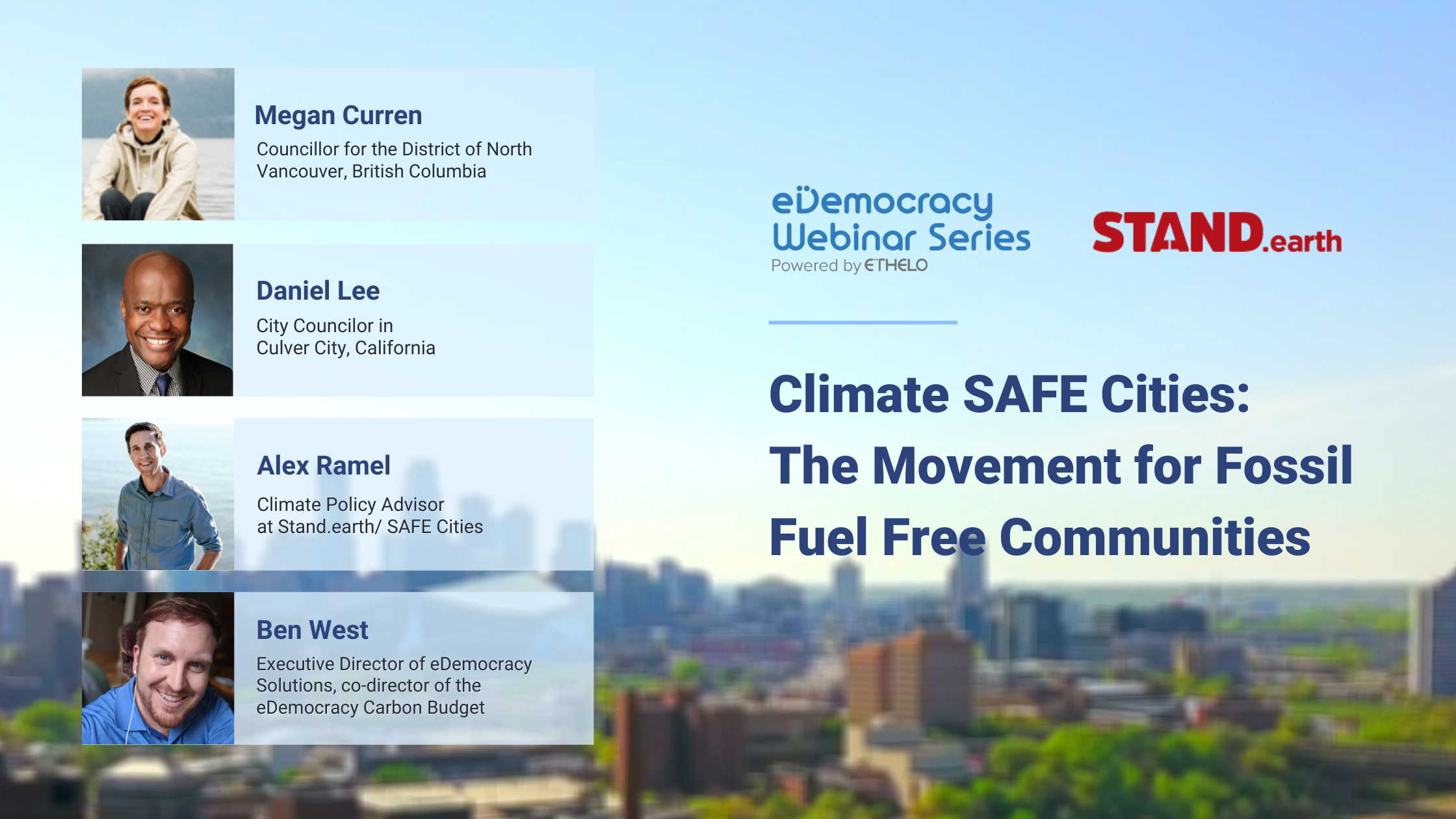 Climate SAFE cities - Webinar Posts (2)