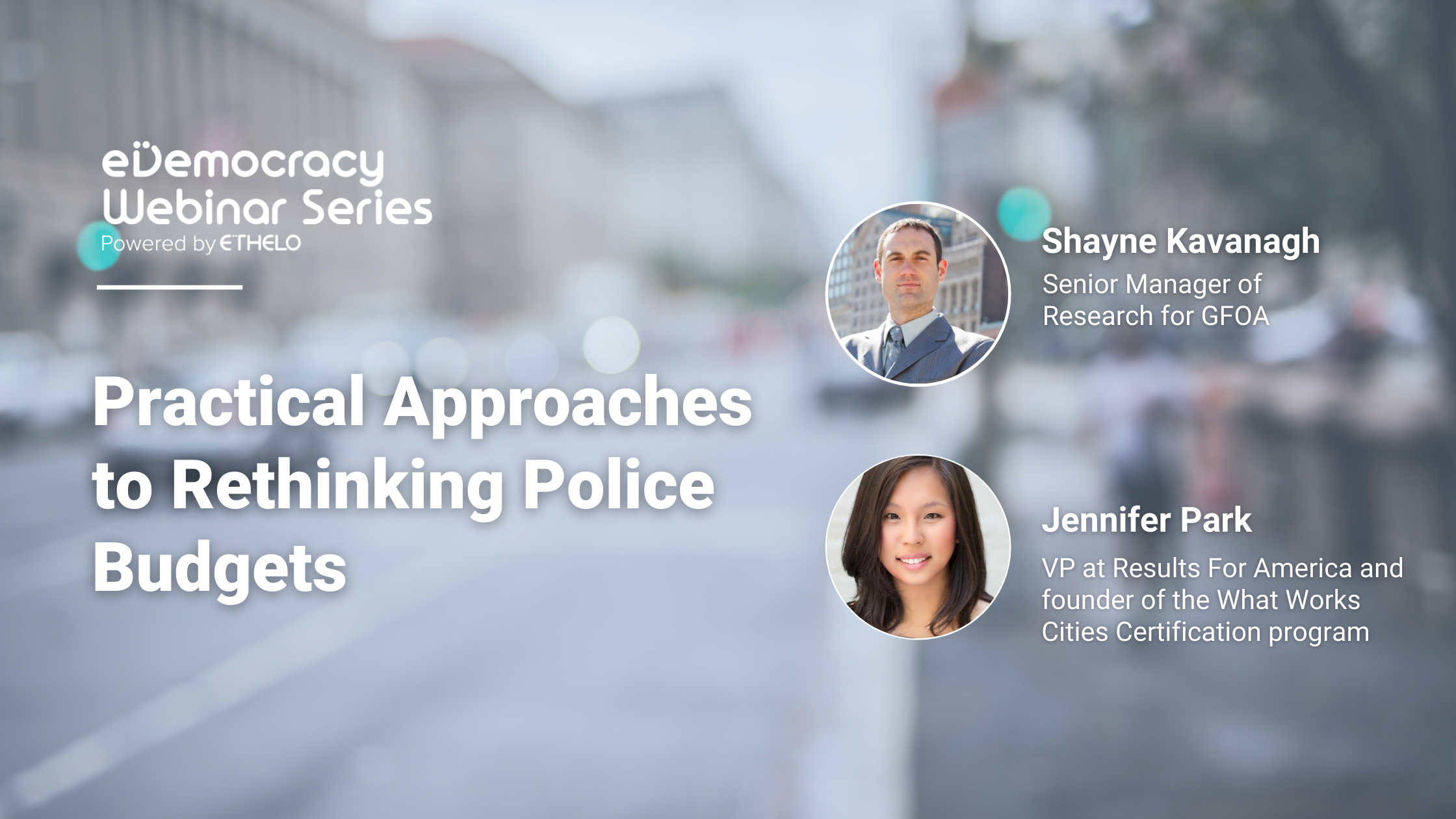 Rethinking Police Budgets - Webinar Posts copy