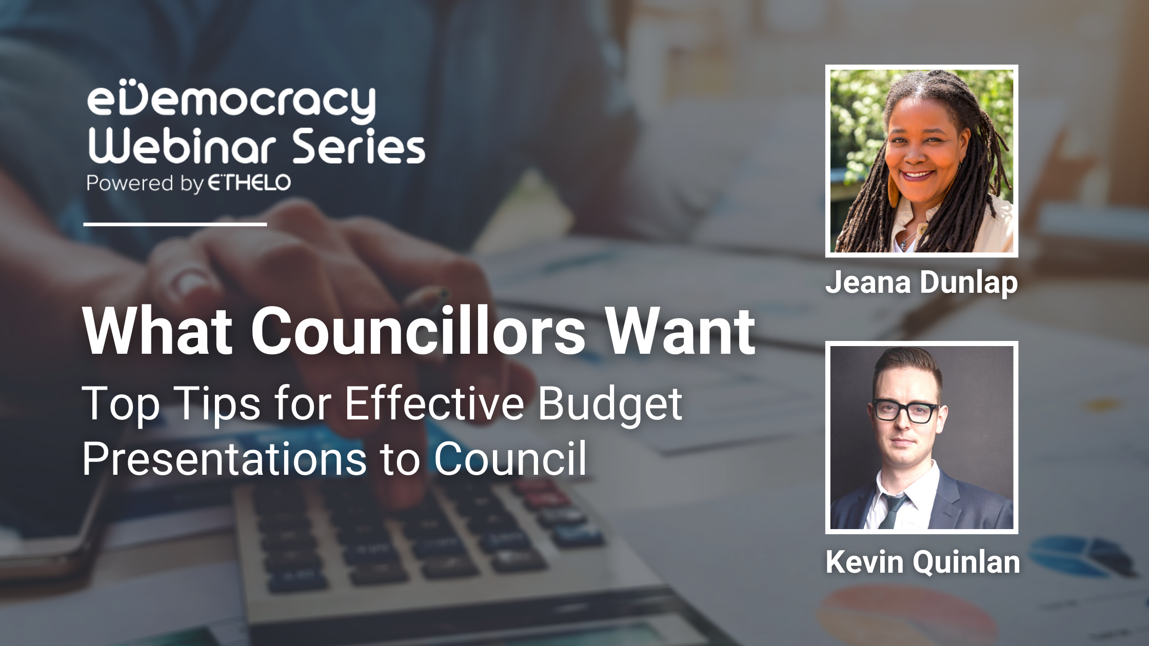 Webinar - What Councillors Want