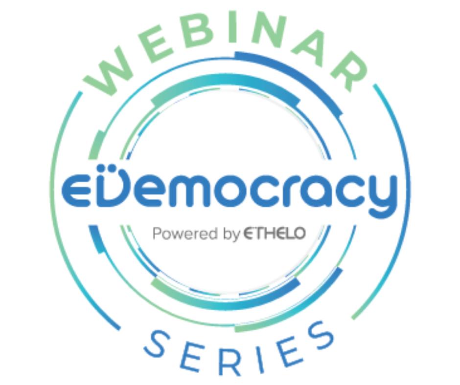 eDemocracy Webinar Series - Social